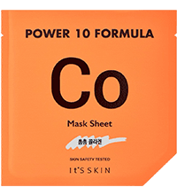 Power 10 Formula Mask Sheet CO