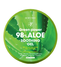 DEWYTREE - Green Power Aloe Soothing Gel